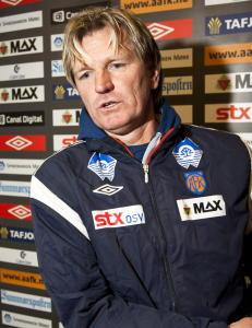 - Bergersen blir ny HamKam-trener