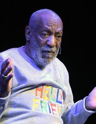 �Bill Cosby inviterte unge modeller og jeg sto vakt�