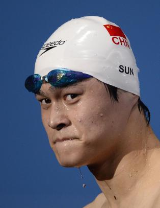 OL-vinner i sv�mming tatt for dopingmisbruk