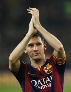Messi vil skrive enda mer historie