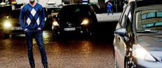 Taxi-gr�nder: - Kundene blir fl�dd