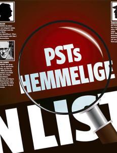 Dagbladet avsl�rer: Her er PSTs hemmelige spionliste