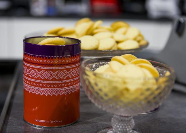 Julekakene holder lenger hvis du bruker tortilla-trikset
