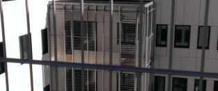 Slik skal psykisk lidende f� lufte seg - p� balkonger med gitter