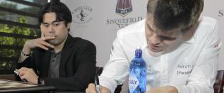 Rival h�ner Carlsen: -D�rlig kvalitet