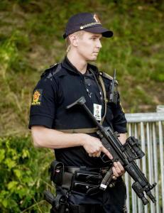 Aldri v�rt st�rre  terror-fare i Norge