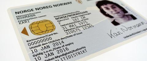 Slik blir ditt nye ID-kort