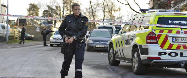 N� lurer politiet p� hvordan de skal bev�pne seg