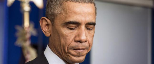 Obamas siste sjanse til � bli husket for en suksess