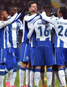 Porto vant over BATE Borisov - sendte Sjakthar videre