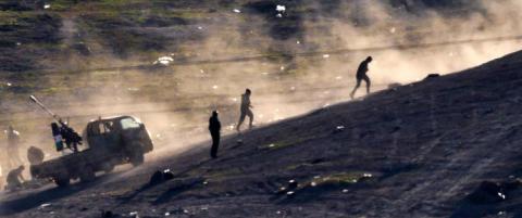 Fryktet gjengleder skal ha reist til Syria
