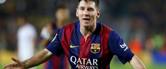 Messi ble tidenes mestscorende i Champions League - feiret med hat trick