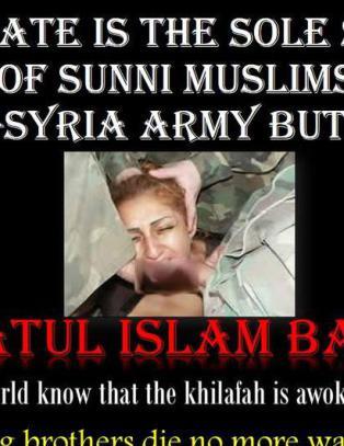 USA knuser daglig IS-propaganda p� Twitter: �Bildet du bruker er tatt fra ungarsk porno�