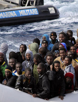 Flere skal drukne i Middelhavet