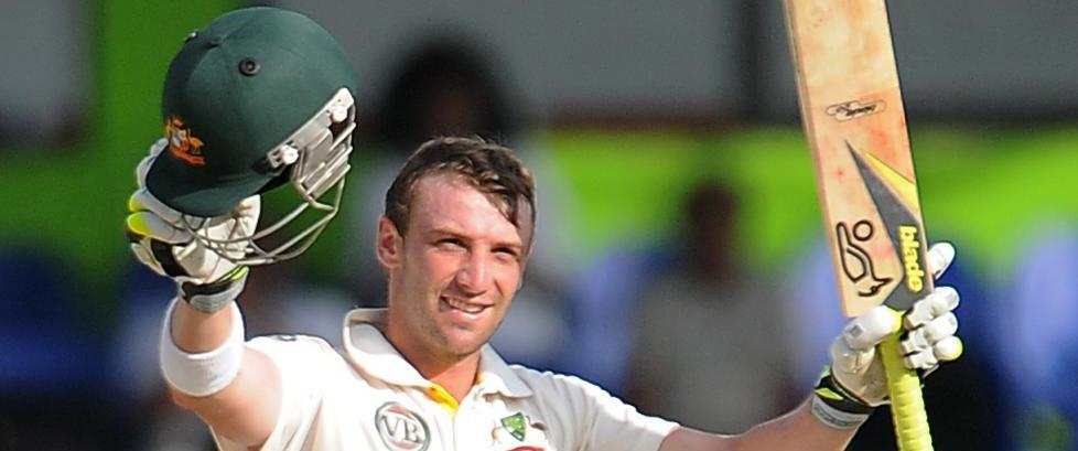 Cricketstjerne d�de to dager etter at han fikk ballen i hodet