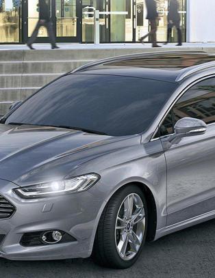 Nye Ford Mondeo er priset