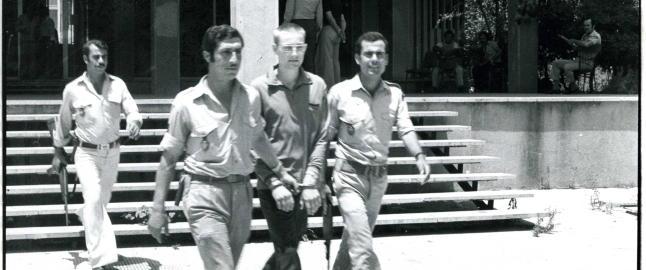 Han ble tatt med sprengstoff p� vei til militant aksjon i Israel. N� skriver han bok om norske islamister