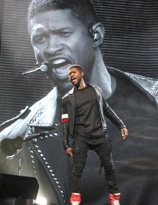 Usher avlyser Spektrum-konsert