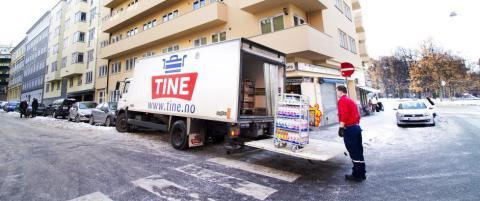 Kutt og oppsigelser hos Tine