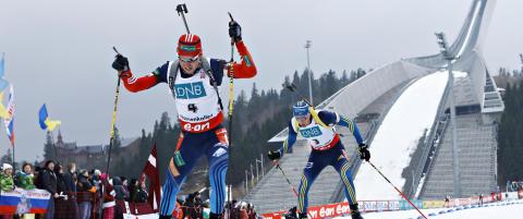 Skiskytter tatt i doping