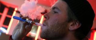 Lege kritiserer nyheten om e-sigaretter