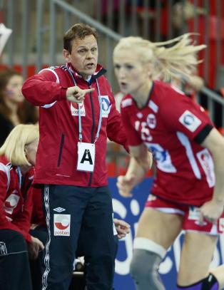 - Danmark er den st�rste gullfavoritten i EM
