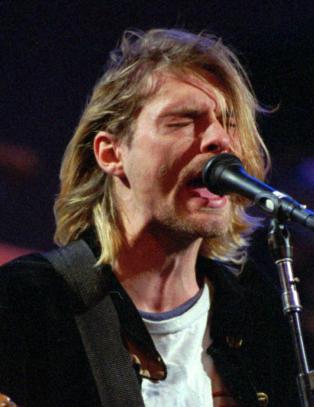 HBO lanserer den aller f�rste autoriserte Kurt Cobain-dokumentaren