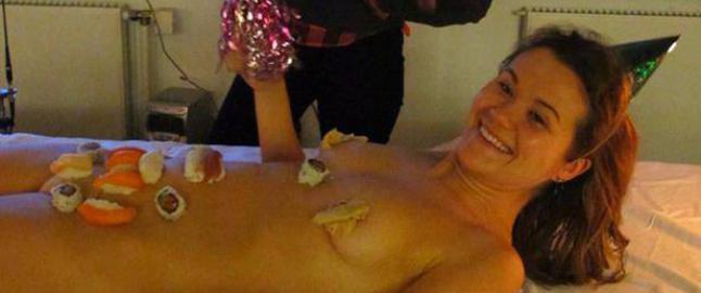 norske escorter pernille sørensen naken