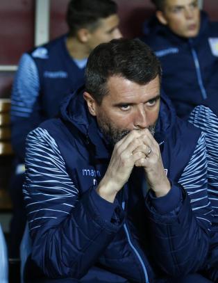 Roy Keane trekker seg som Aston Villa-assistent