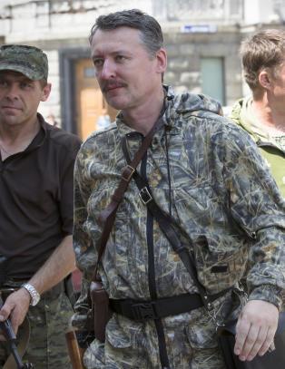 Putins fortelling om Ukraina sl�r sprekker
