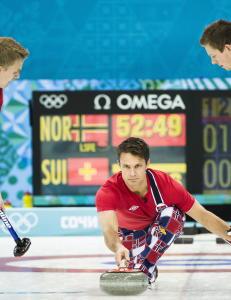 Curlingherrene spiller EM-finale l�rdag