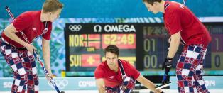 Curlingherrene spiller EM-finale lørdag