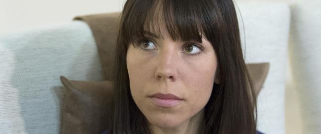Charlotte Kalla forfulgt: - Jeg skj�nte at det var  en syk person