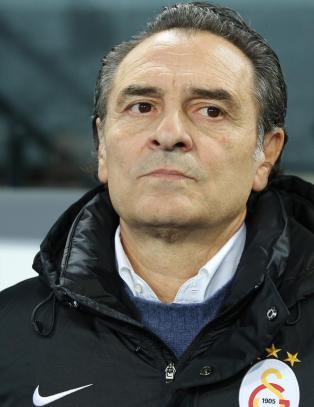 Prandelli sparket i Galatasaray etter fem m�neder
