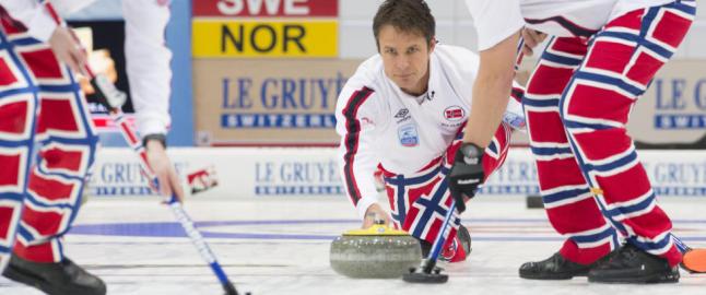 De norske curlinggutta tapte h�ydramatisk EM-finale