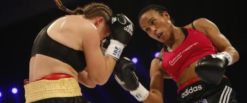 I verste fall kan Br�khus v�re ute i flere m�neder etter at hun skadet seg i kampen mot Retzke