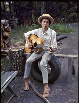 Da Bob Dylan tok et skritt hinsides tid og rom
