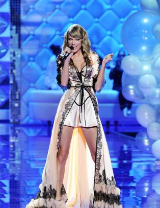 �Taylor Swift, Victorias hemmelige engel?�