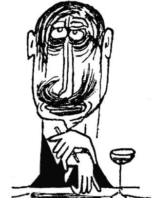 Forfatteren Diderik From jr. ble kl. 11.01 i dag iakttatt p� Vinmonopolet i ferd med � kj�pe seg en ny julekalender.
