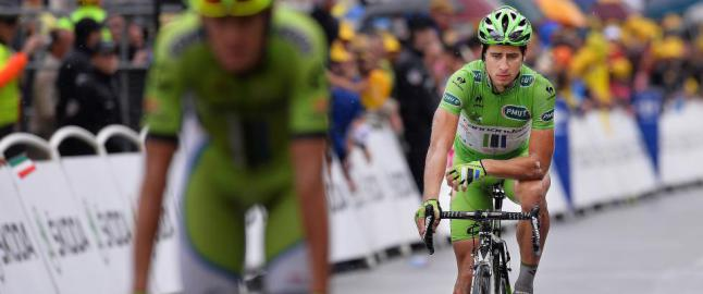 Kristoffs trener: - Sagan har v�rt taktisk uklok