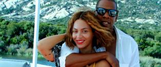 Beyonc� og Jay Z satte Island p� hodet