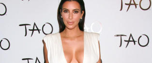 Kim Kardashian om nakenskandalen: - Jeg f�ler meg krenket