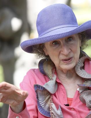 Margaret Atwood kommer til Lillehammer