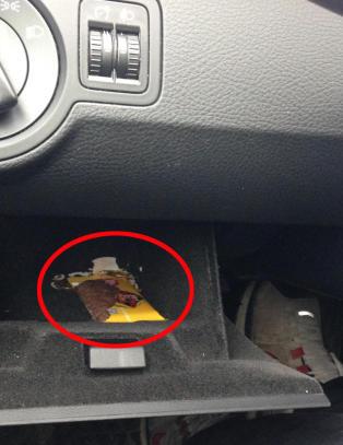 Derfor skal du legge einer eller hvitl�k i bilen
