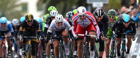 Tour de France i fare for Alexander Kristoff