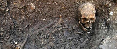 DNA fra britisk  konge avsl�rer utroskap