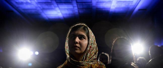 Da Taliban kom til Swat-dalen, gjorde Malala (17) et valg som fikk henne skutt og ga henne Nobels fredspris