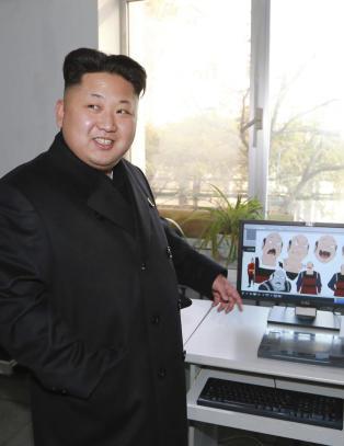 1800 nordkoreanere jobber med �den hemmelige krigen�