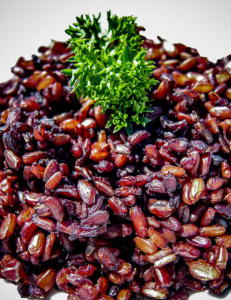 Denne mojitoen er uten alkohol, og risen har mer antioksidanter enn bl�b�r