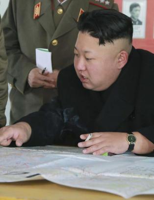 Nord-Korea nekter Sony-hacking og advarer S�r-Korea mot hellig krisg